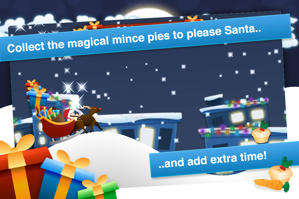 Screenshot Santa's Christmas Dash