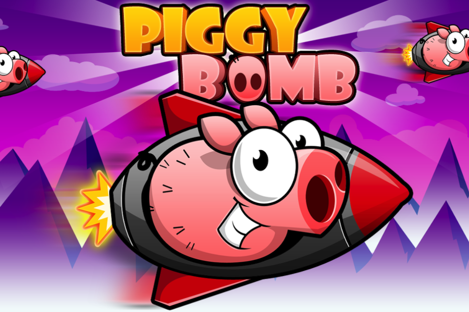Screenshot Piggy Bomb